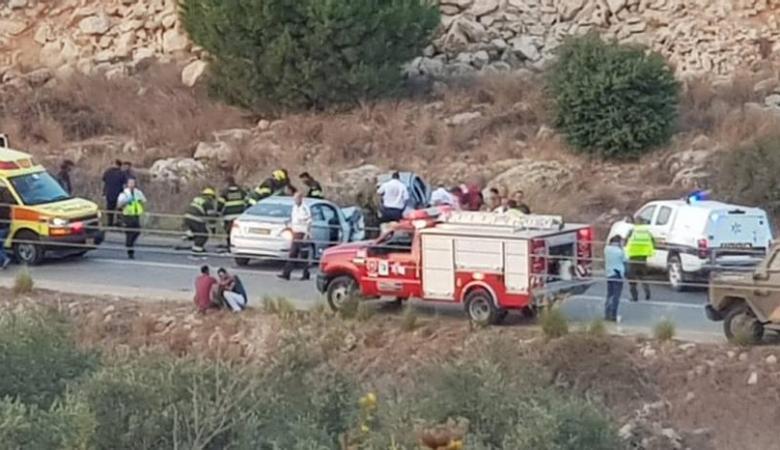 يوم دام ..مصرع خمسة مواطنين في حوادث سير بالضفة الغربية