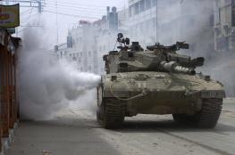 اسرائيل هددت باقتحام رام الله وتدمير كل مقرات السلطة