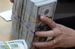 ارتفاع سعر الدولار مقابل الشيقل