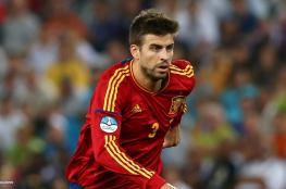 حملة واسعة لطرد بيكيه من المنتخب الإسباني