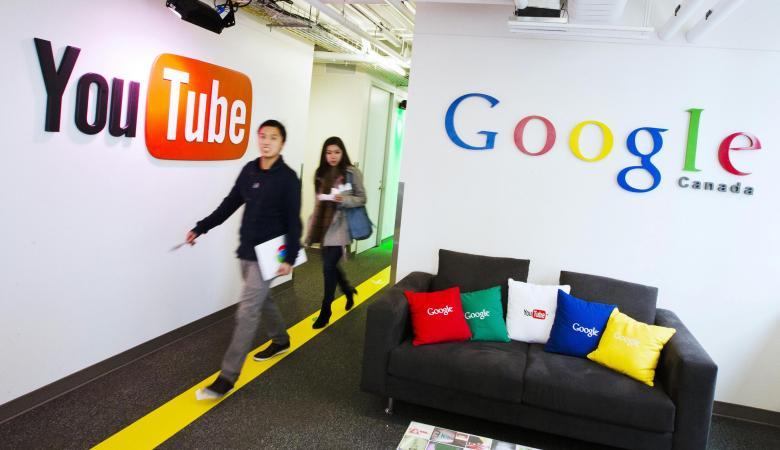 "اميركا تجبر شركة ""غوغل "" على كشف رواتب موظفيها"