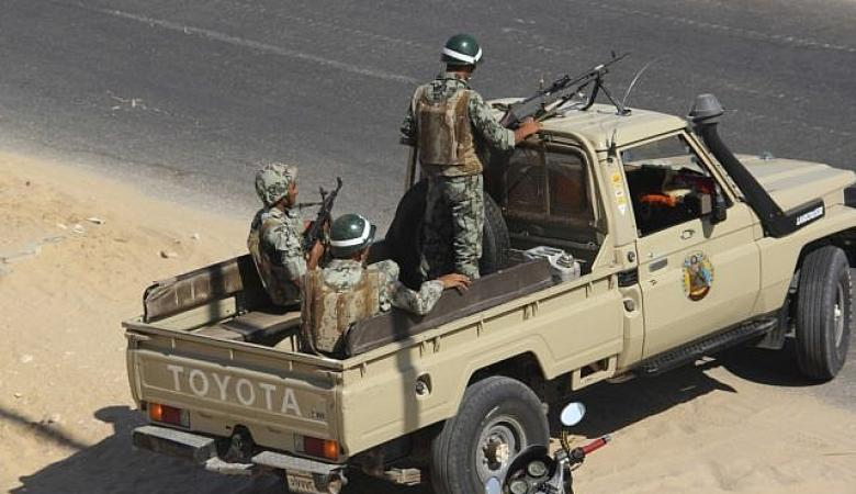 الجيش المصري يعلن مقتل 10 تكفيريين واعتقال 400 مسلح اجنبي في سيناء