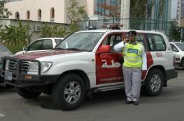 هدية مثيرة من شرطة أبو ظبي للسائقين خلال عيد الاضحى
