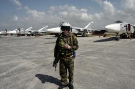 روسيا تصد هجوما بطائرات مسيرة مجهولة الهوية على قاعدة حميميم في سوريا