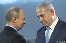 """نتنياهو يطير الى روسيا للقاء """"بوتين """" لبحث الملف النووي الايراني"""