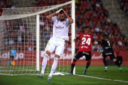 ريال مدريد يتلقى أول خسارة ويهدي الصدارة لغريمه برشلونة