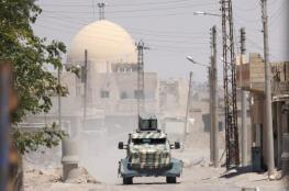 سوريا الديمقراطية تتقدم في مناطق استراتيجية بالرقة