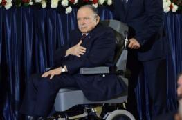 بوتفليقة لماكرون: لا تنس وعودك للجزائر