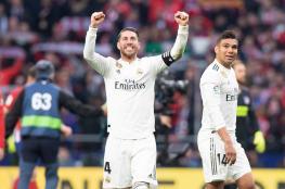 ريال مدريد يطيح بالاتلتيكو ويتقدم بقوة خلف برشلونة
