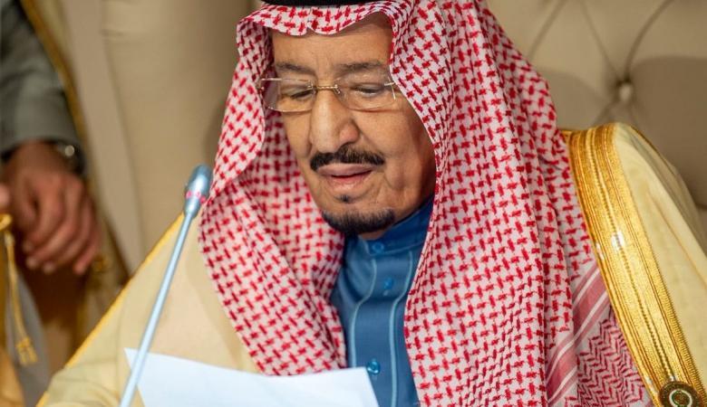 الملك سلمان مخاطباً الشعب السعودي : مرحلة ستمر وتمضي