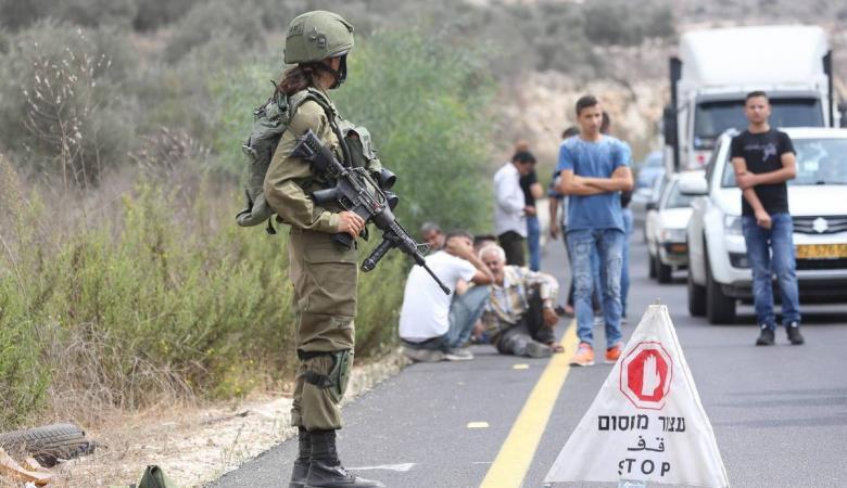الاحتلال يعلن قرية رمانة منطقة عسكرية مغلقة