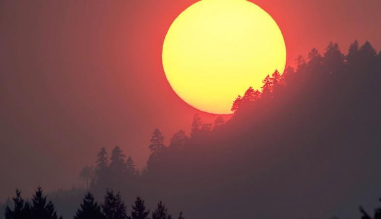 2017 كان ثاني أكثر الأعوام حرارة في شتى أنحاء العالم