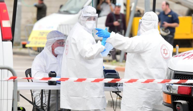 """ارتفاع اعداد وفيات فيروس كورونا في """"اسرائيل"""""""