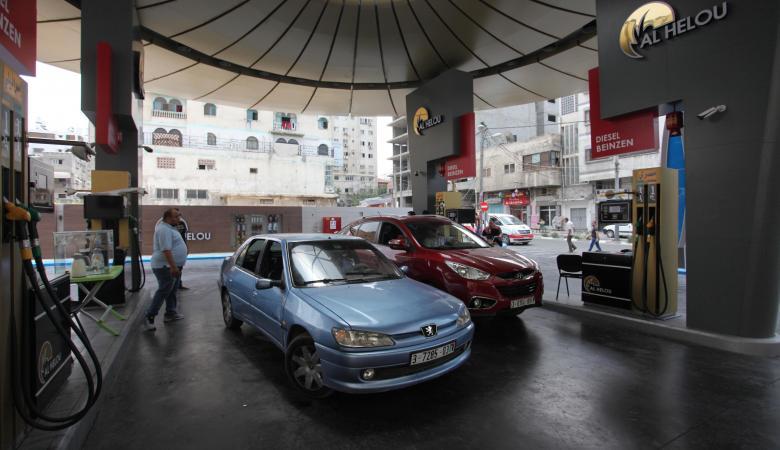 أسعار الوقود في فلسطين الاغلى عربياً
