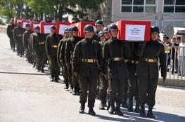 الاكراد يعلنون عن مقتل 8 جنود أتراك في عفرين