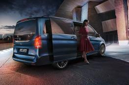 """مرسيدس تكشف عن سيارتها العائلية الجديدة """"صور """""""