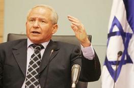 ديختر للقيادة الفلسطينية : من يطالب بتغيير وعد بلفور سيسقط