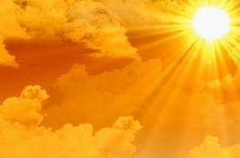 حالة الطقس: الحرارة أعلى من معدلها العام بحدود 9 درجات