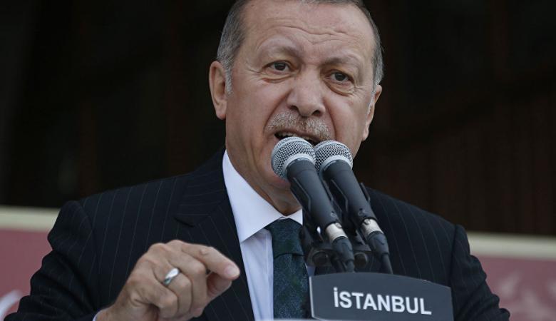 اردوغان لميركل : هل انتم معنا ,ام مع الارهابيين ؟