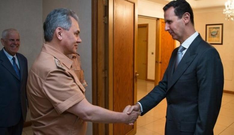موسكو: لا نقاش حول مستقبل الأسد في سوريا