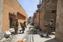 """القوات العراقية تضيق الخناق على """"داعش"""" في الموصل القديمة"""