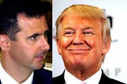 الاسد : قرار ترامب  بحظر السفر موجه للارهابيين وليس للشعب السوري