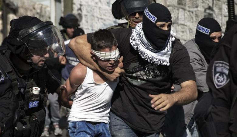 الاحتلال اعتقل  59 فلسطينيا منذ عملية القدس