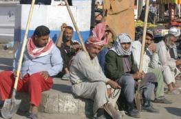 غزة من أكثر أماكن العالم ارتفاعا لمعدلات البطالة