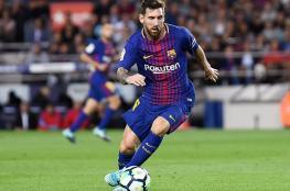 ماركا الأسبانية تتوج ميسي كأفضل لاعب في العام 2017