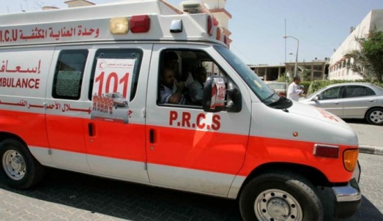 وفاة طفلة دهستها شاحنة في رفح