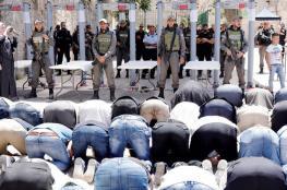واشنطن : لم نضغط او نطلب من اسرائيل ازالة البوابات