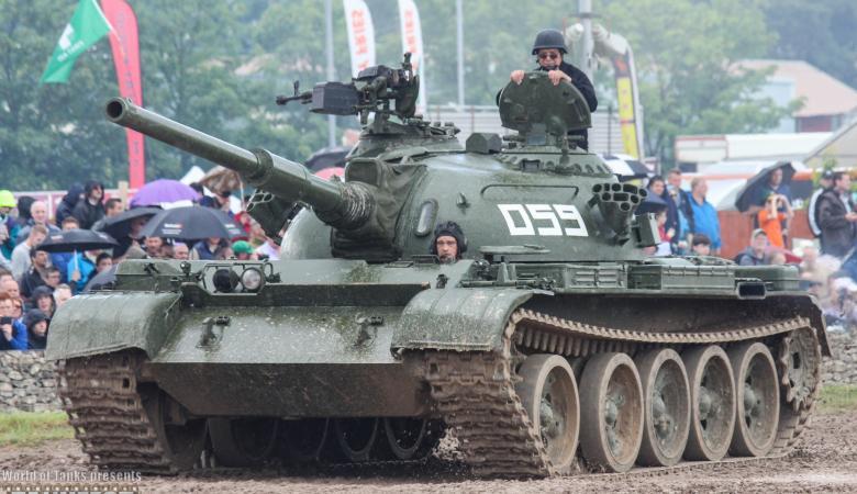 الصين تكشف عن دبابة غير تقليدية