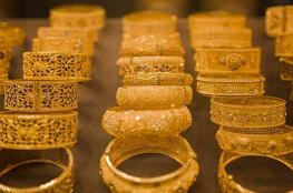 أسعار الذهب تقفز بسبب الدولار