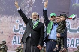 واشنطن تقر مشروعا لفرض عقوبات على حركة حماس