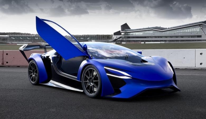 الصين تصنع أسرع سيارة كهربائية ذاتية القيادة