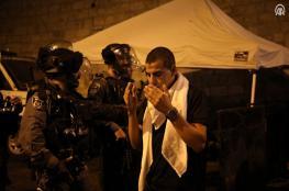 الحراك الشعبي بالقدس يثير قلق اسرائيل