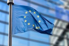 الاتحاد الاوروبي يؤكد للرئيس دعمه لحل الدولتين