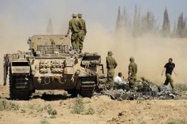 جيش الاحتلال يتوعد غزة : سنرد بقسوة على مظاهرات غدا