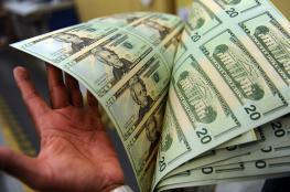 الدولار يهبط بشكل كبير مقابل الشيقل