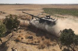 المدفعية التركية تقصف مواقع للجيش السوري في إدلب