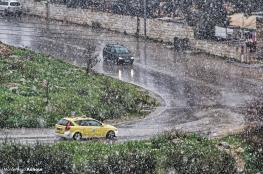 حالة الطقس : درجات الحرارة تواصل الانخفاض مصحوبة بأمطار غزيرة