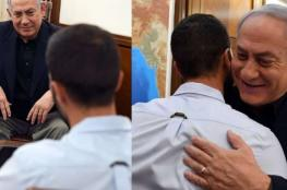 """نتنياهو للحارس القاتل : """"أحسنتَ بما فعلت.. أنتَ تُمثّل دولة إسرائيل"""""""