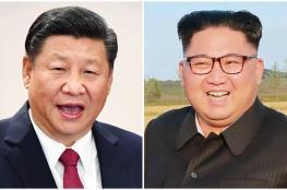 """الرئيس الصيني يجري أول زيارة لكوريا الشمالية """"قريبا"""""""