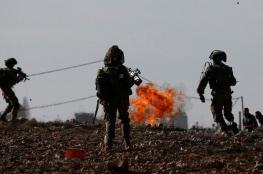تصعيد اسرائيلي ..اربعة شهداء وعشرات الجرحى خلال ساعات