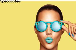 """سناب شات تكشف عن نظاراتها الخاصة """"فيديو """""""