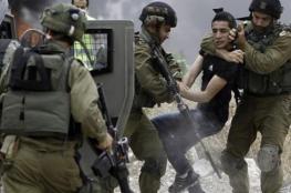 الاحتلال يعتدي على مواطن قرب حاجز حوارة