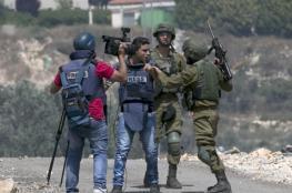 الاحتلال يعقد جلسة محاكمة لثلاثة صحفيين