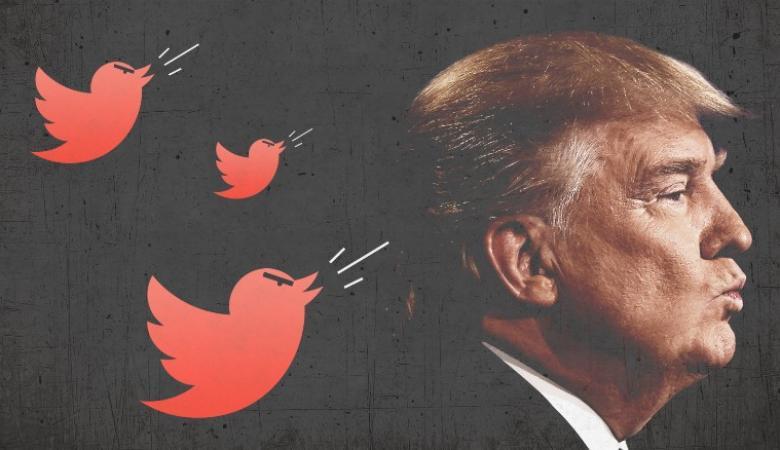 """تركي  أوقف حساب ترامب  على موقع """"تويتر"""""""
