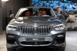 BMW تكشف عن سيارتها الجديدة اكس 4