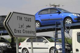 السماح بإدخال عشرات السيارات الحديثة الى غزة